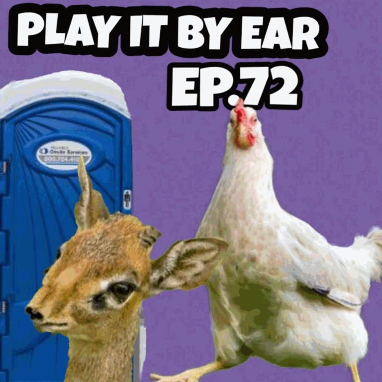 Episode 72: AITA; Funny animal names; most heinous smells